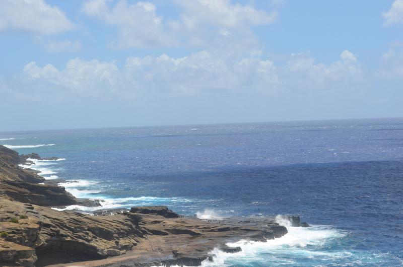 Breathtaking View along the Coastal Highways