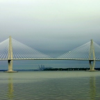 Treadmill vs. Walking the Arthur Ravenel Bridge