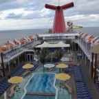 Cruising On The Carnival Fantasy…