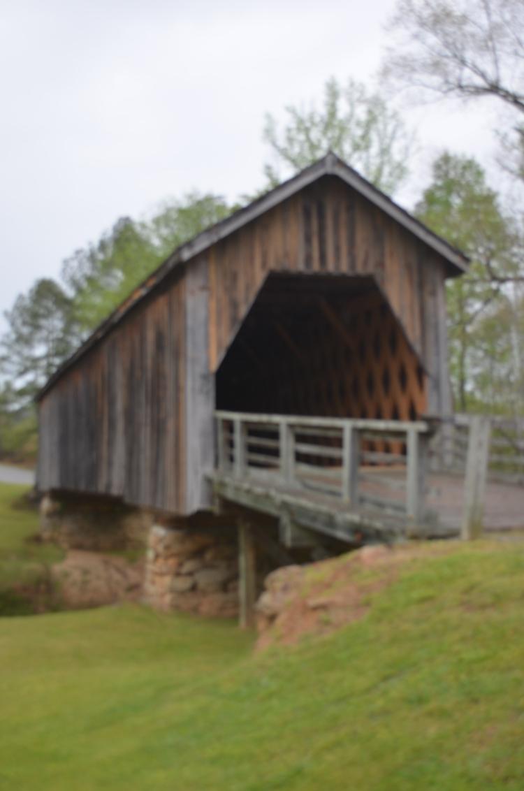 Auchumpkee Creek Covered Bridge_2